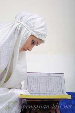 LDII - Membaca Quran