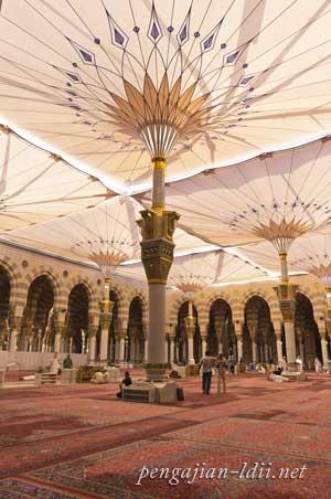 LDII - Keistimewaan Kota Madinah -