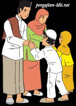 LDII - Mendidik Anak Sejak Kecil -